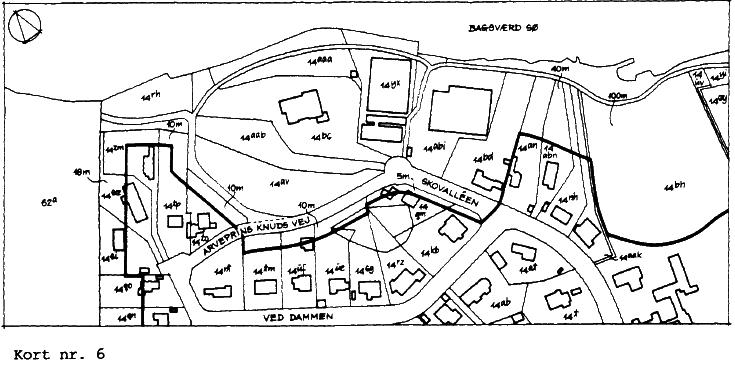 Søbeskyttelseslinje ved Bagsværd Sø